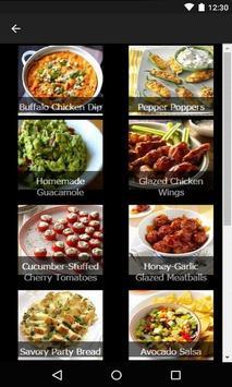 Italian Cuisine Recipes screenshot 1