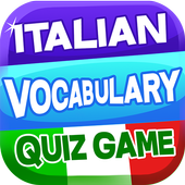 Italian Vocabulary Quiz icon