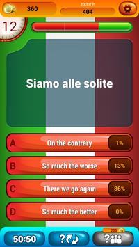 Italian Vocabulary Quiz screenshot 2