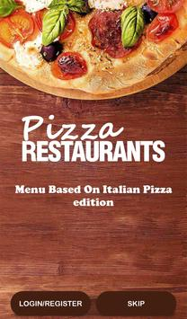 Italian Pizza Restaurants poster