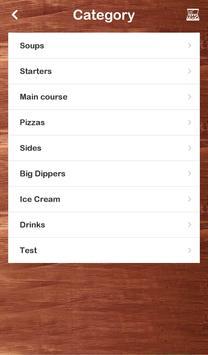 Italian Pizza Restaurants screenshot 2