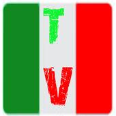 TV Italy icon