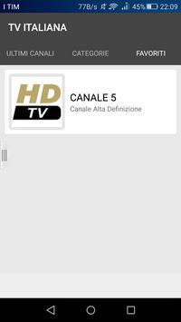 TV ITALIANE screenshot 1