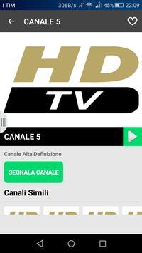 TV ITALIANE screenshot 5