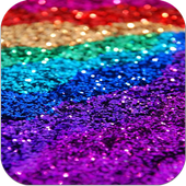 Glitter Wallpapers HD icon
