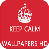 Keep Calm Wallpapers HD icon