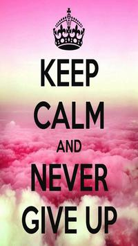 Keep Calm Wallpapers HD poster