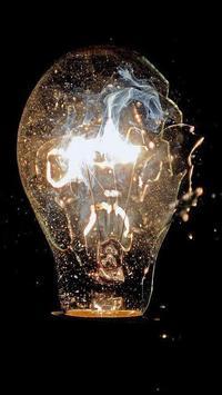 Light Bulbs Wallpapers HD poster