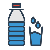 Water Contens Key icon