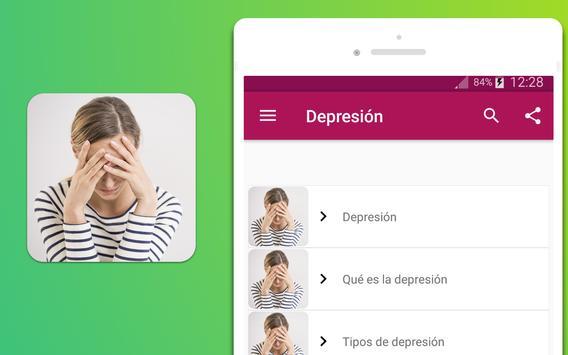 Depresión screenshot 2