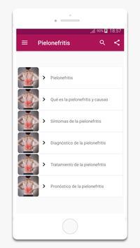 Pielonefritis poster