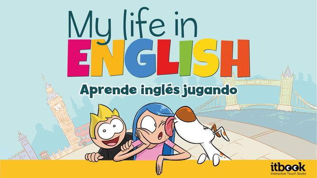 My Life in English poster