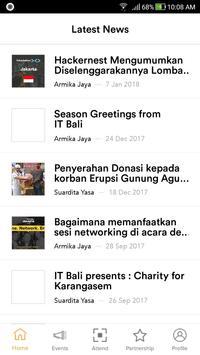 IT Bali App poster