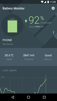 Cross-Device Battery Monitor تصوير الشاشة 1