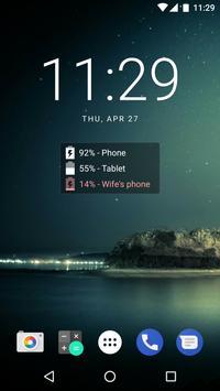 Cross-Device Battery Monitor تصوير الشاشة 2