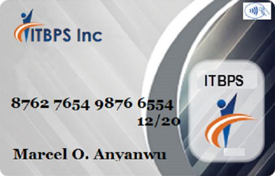 ITBPS Inc Mobile Pay poster