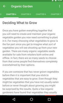Organic Garden screenshot 4