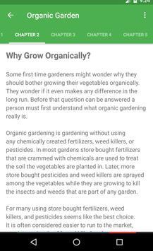 Organic Garden screenshot 2