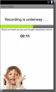 Shouter Meter apk screenshot