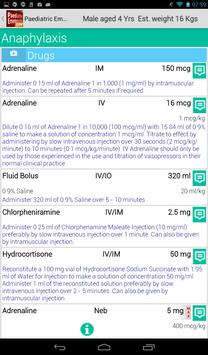 Paediatric Emergencies Lite screenshot 10
