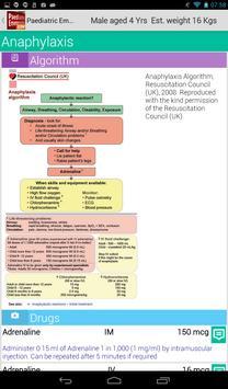 Paediatric Emergencies Lite screenshot 6