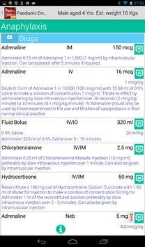 Paediatric Emergencies Lite screenshot 7