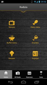 Brazilian Restaurant Rodizio screenshot 1