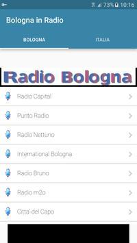 Bologna in Radio poster