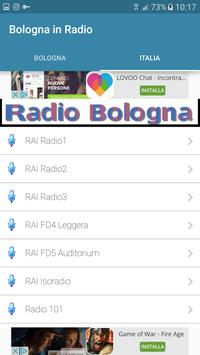 Bologna in Radio screenshot 1