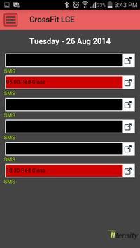 CrossFit LCE apk screenshot