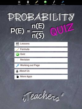 Probability in the real world apk screenshot