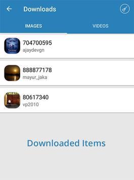 Insta Photo and Video Download screenshot 2