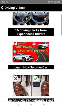 Learn Driving a car in 3 days - Driving Course screenshot 2