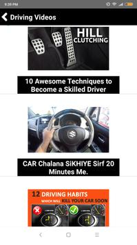 Learn Driving a car in 3 days - Driving Course screenshot 5