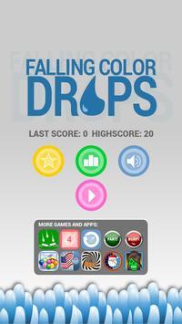 Color Drops poster