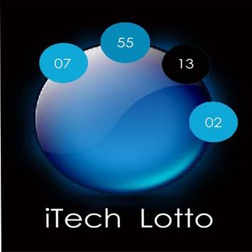 iTech Lotto poster