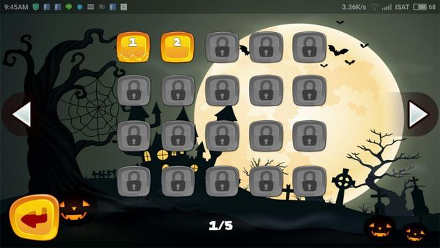 Adventure Halloween Of Mario apk screenshot