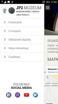Przewodnik Muzeum JP2 screenshot 1