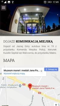 Przewodnik Muzeum JP2 screenshot 2