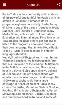 Radio Today screenshot 4
