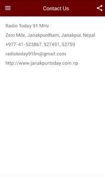 Radio Today screenshot 5