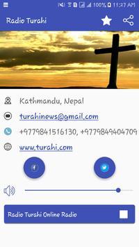 Radio Turahi poster