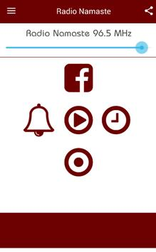Radio Namaste screenshot 1