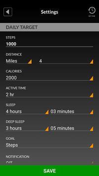 Itek Ace- Track Fitness, Sleep apk स्क्रीनशॉट