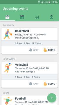 FaliJedan: Connect with players near you apk screenshot