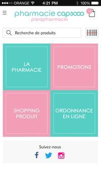 Pharmacie Cap 3000 poster