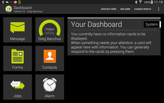 ibright® DRIVE + eFleetSuite screenshot 2