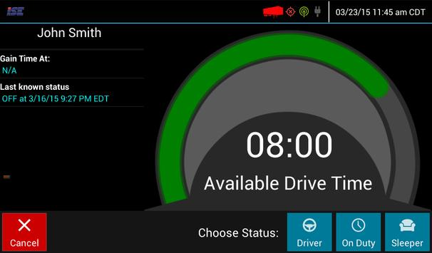 ibright® DRIVE + eFleetSuite screenshot 3