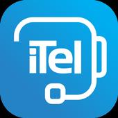 iTel Connect icon
