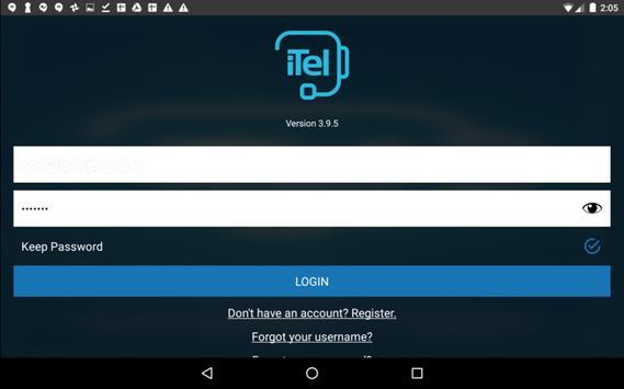iTel Connect apk screenshot